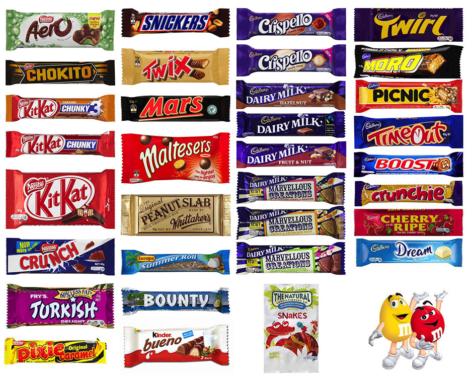 Treat Yourself Vending | Brisbane Vending Machines » Products